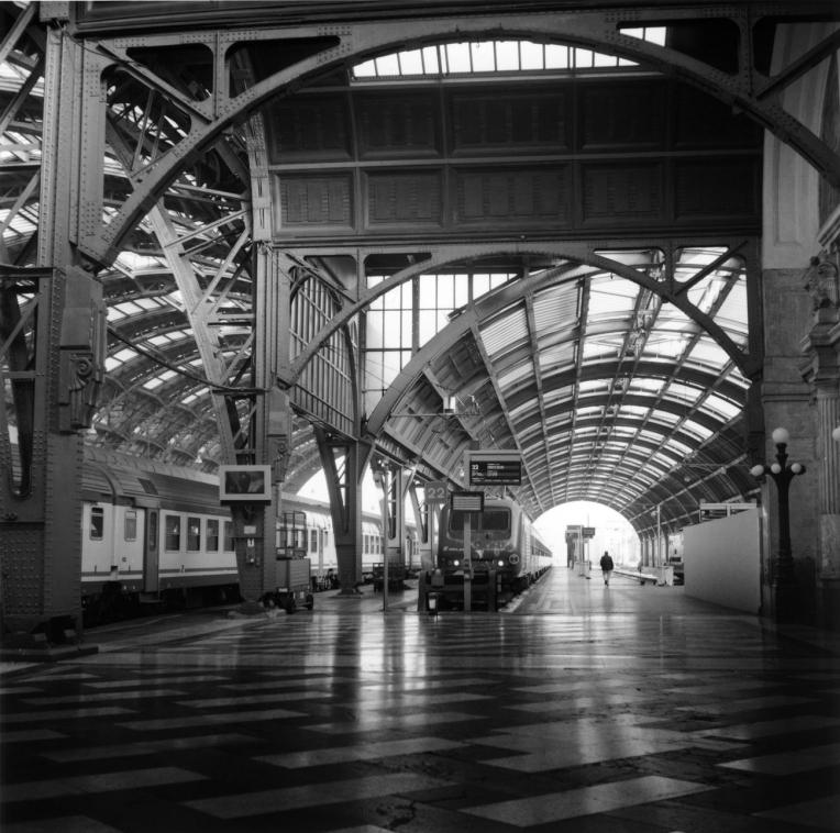 Graziella Reggio, stazioni