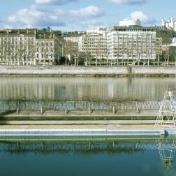 Graziella Reggio - fiumi / rivers - Rodano / Rhone, Lyon, 2012