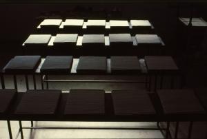 Graziella Reggio, installazioni / installations - Archivio, 1997