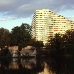 Graziella Reggio - fiumi / rivers - Danubio / Danube, Ulm, 2012