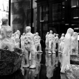 Graziella Reggio, installazioni / installations - Ananke, 2010