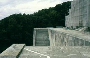 Graziella Reggio - fiumi / rivers - Danubio / Danube, Walhalla, 2012