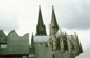 Graziella Reggio - fiumi / rivers - Reno / Rhine, Cologne, 2008