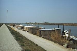 Graziella Reggio - fiumi / rivers - Po, Gorino, 2012