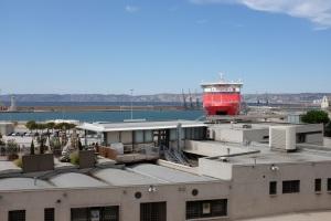 Graziella Reggio - porti / ports - Marseille, 2019