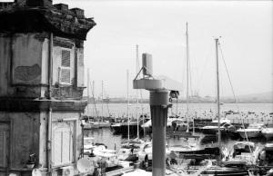 Graziella Reggio - porti / ports - Napoli, 2018