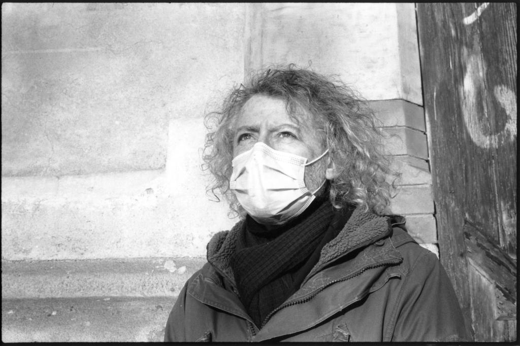 Graziella Reggio - Ritratti - portraits 2021