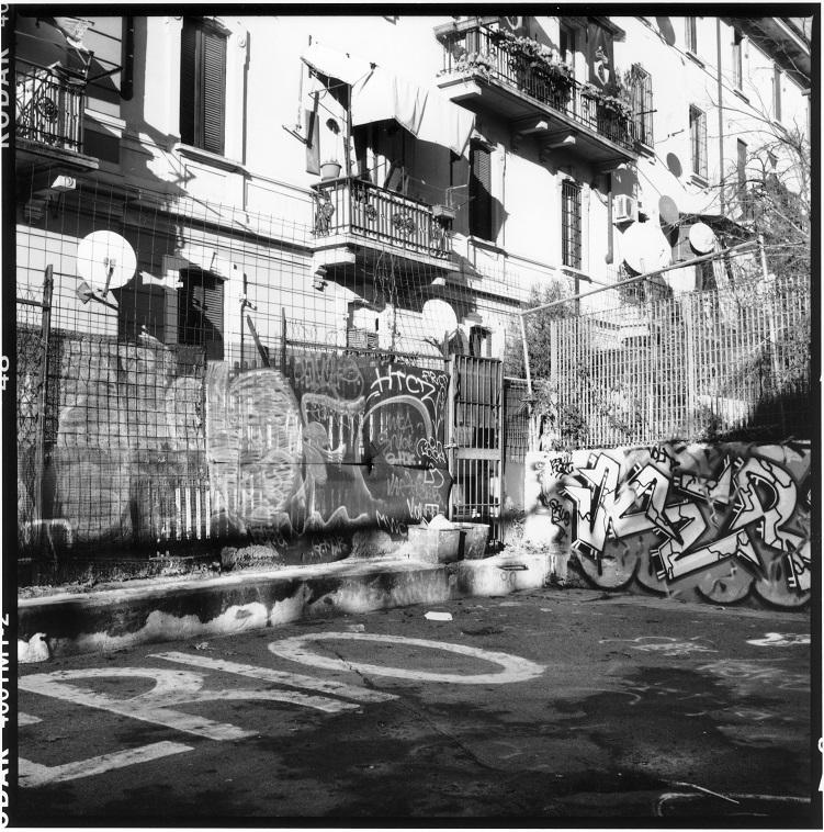Graziella Reggio - Cityscapes - Milano 2019